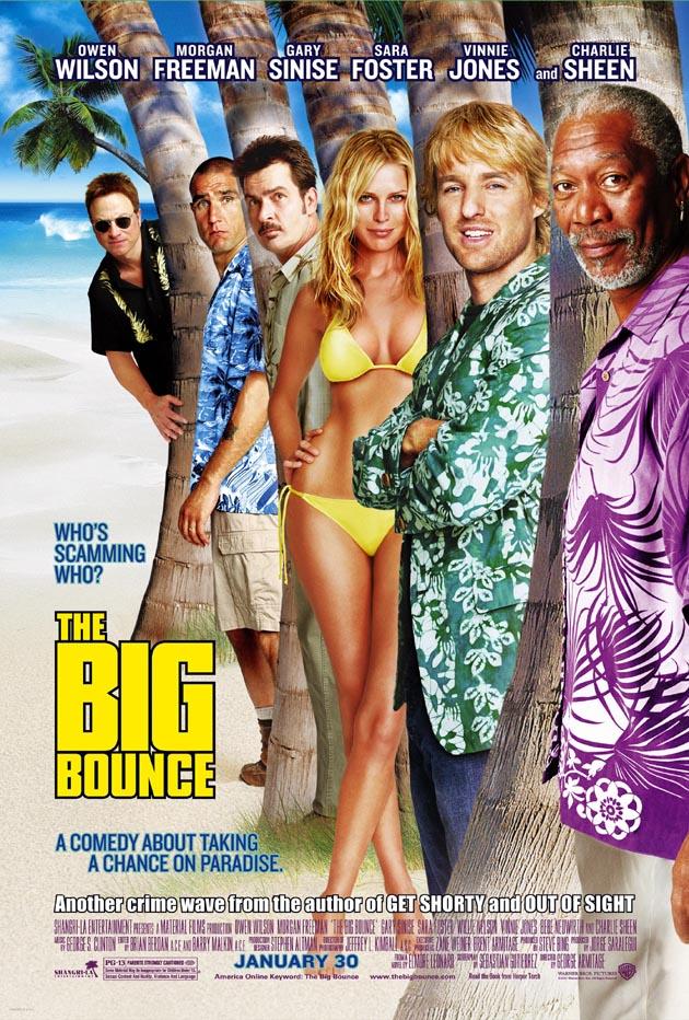 დიდი ძარცვა (ქართულად) - The Big Bounce / Большая кража (2004)