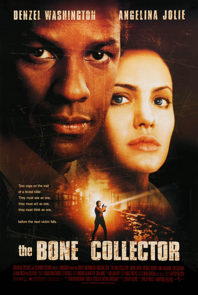 Image result for the bone collector poster