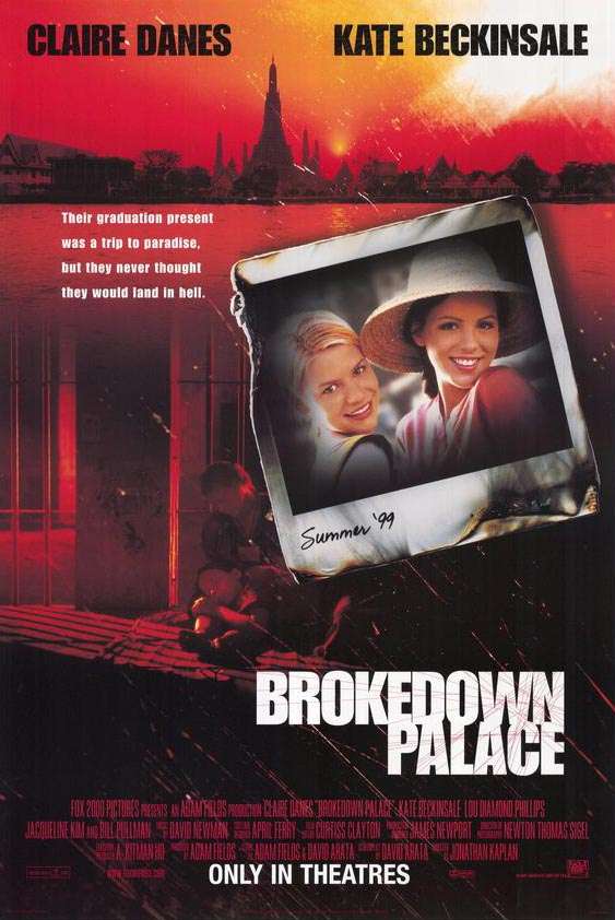 BROKEDOWN PALACE MOVIE POSTER 2 Sided ORIGINAL ROLLED ...