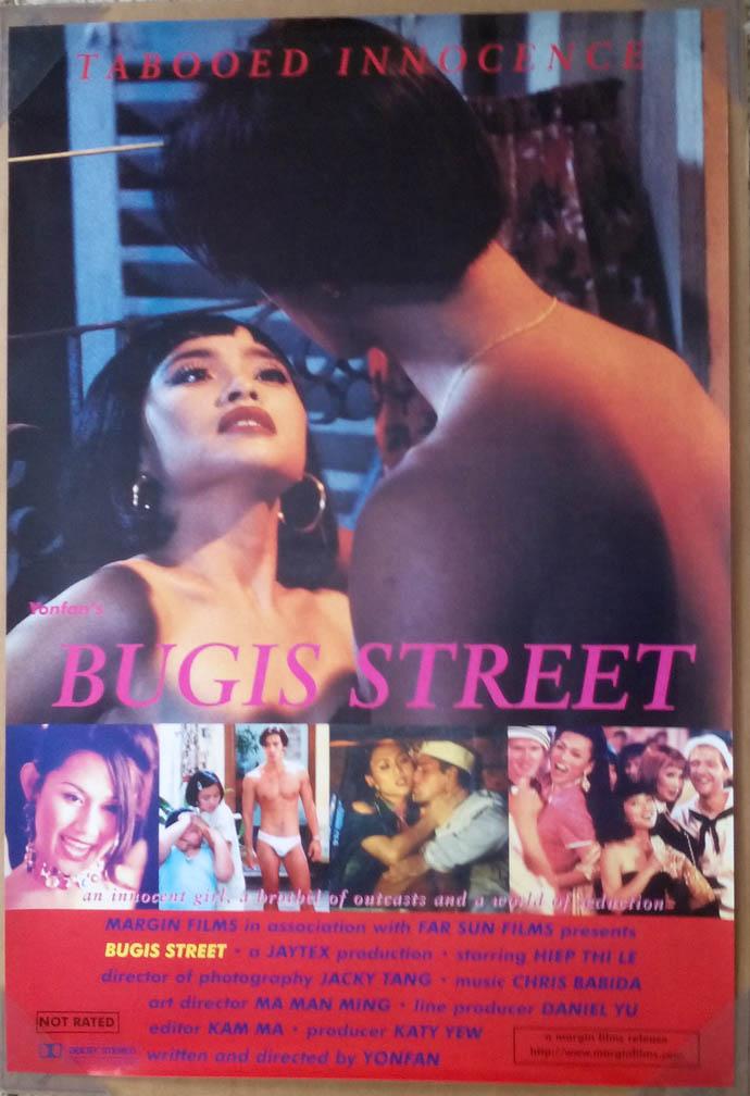 BUGIS STREET MOVIE POSTER 1 Sided ORIGINAL ROLLED 27x40 ...