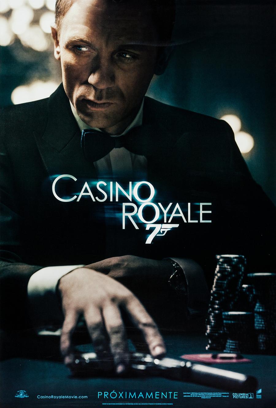 Royale Casino Movie