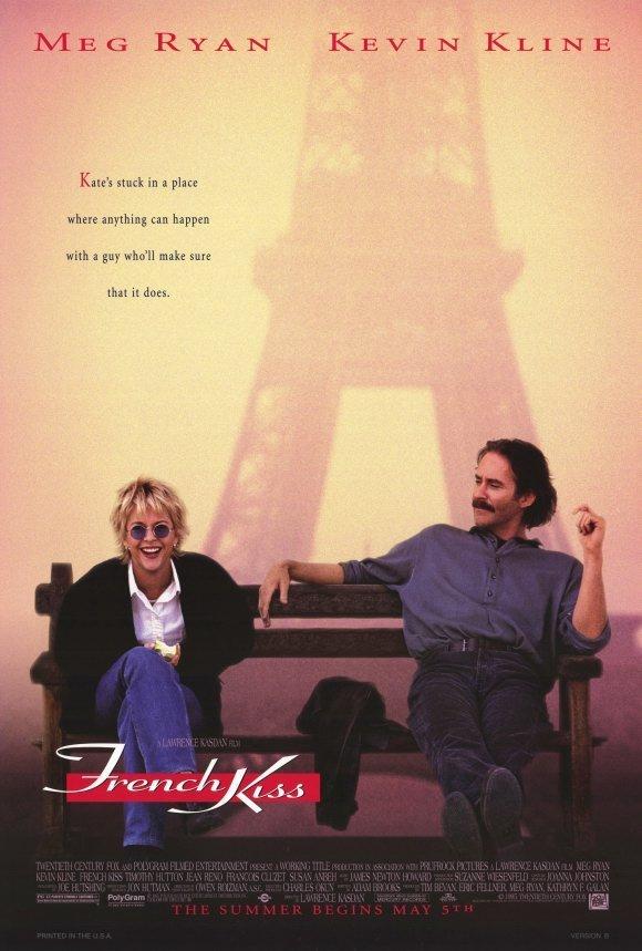 Αποτέλεσμα εικόνας για french kiss movie