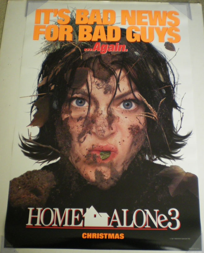 Home Alone Poster   www.imgkid.com - The Image Kid Has It!