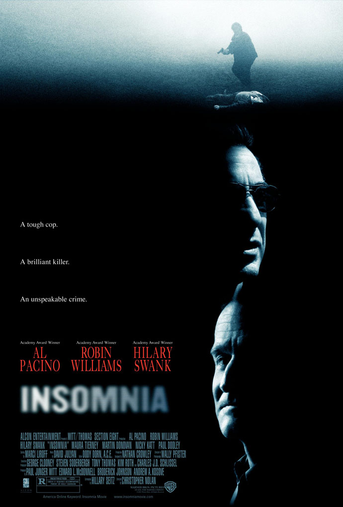 The Best Films of ALL TIME Countdown thread - 2018 - Page 4 Insomnia