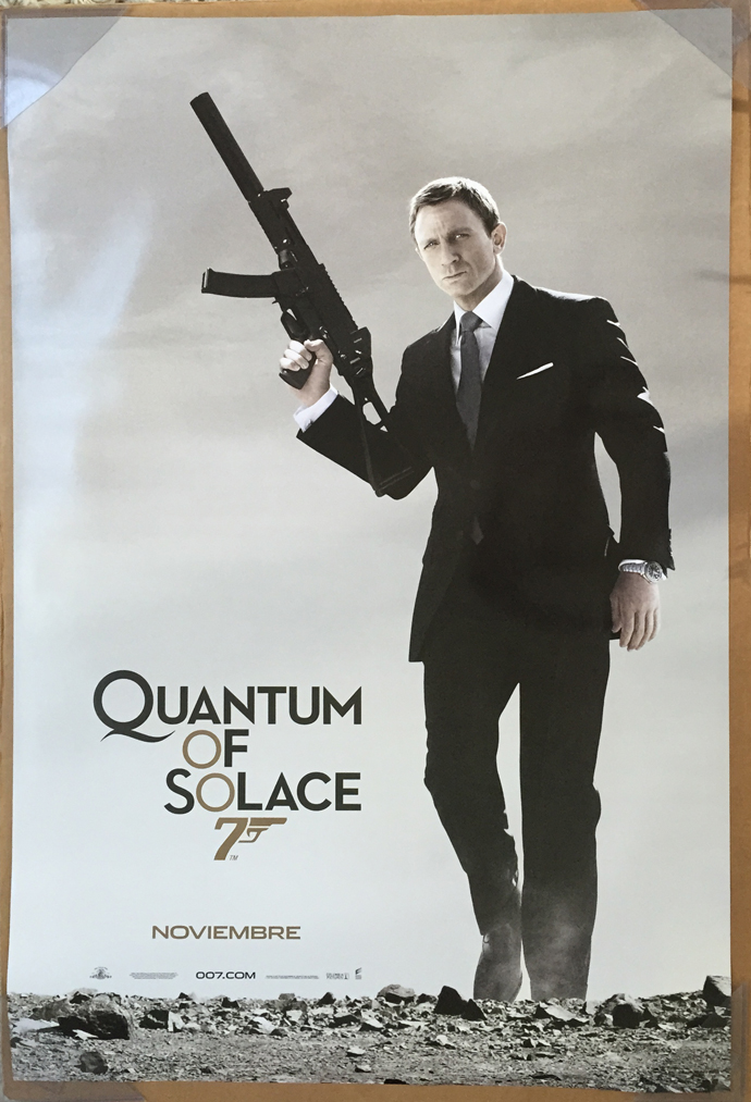 QUANTUM OF SOLACE MOVI...