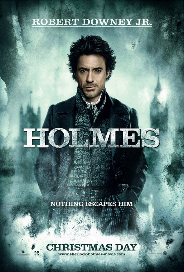 SHERLOCK HOLMES MOVIE ...