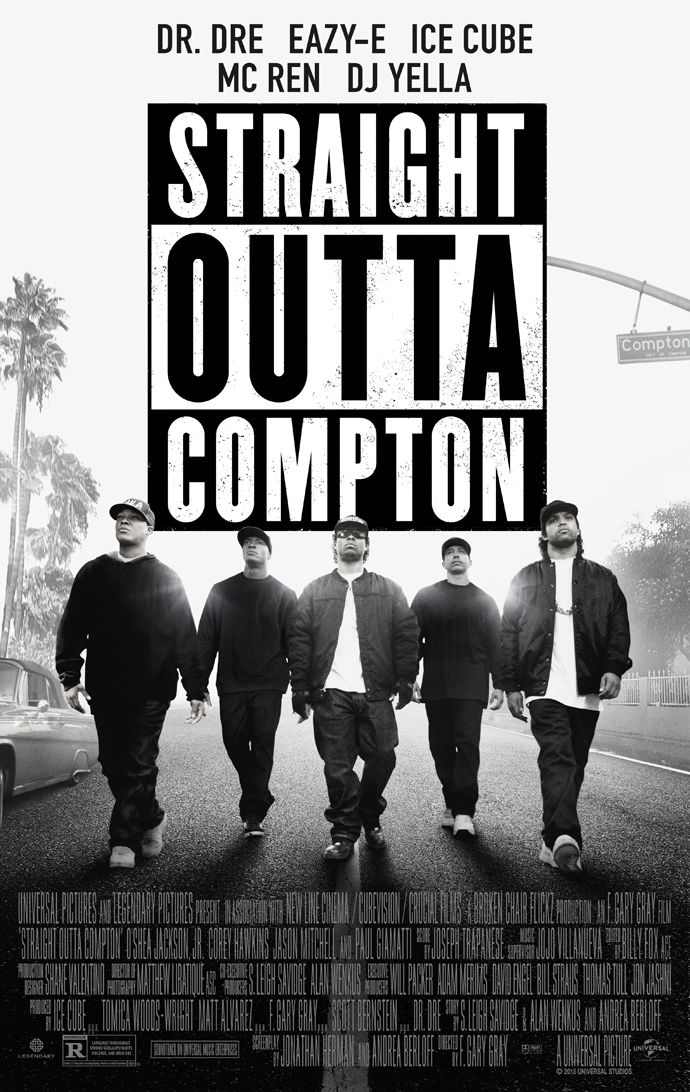 Straight Outta Compton Red-Band Trailer Says Fuck tha ... |Straight Outta Compton Movie