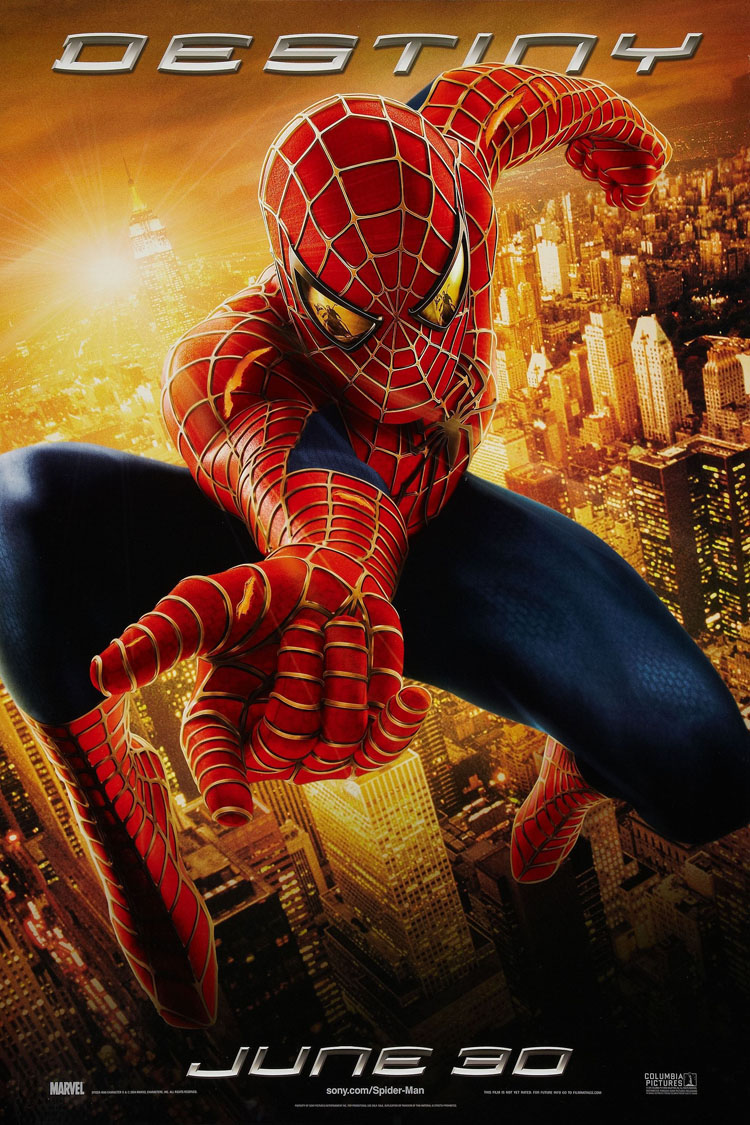 Spider-Man (2002) – Hindi Dubbed