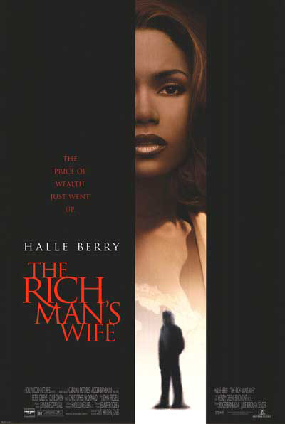 THE RICH MAN'S WIFE MOVIE POSTER 2 Sided ORIGINAL 27x40 ...